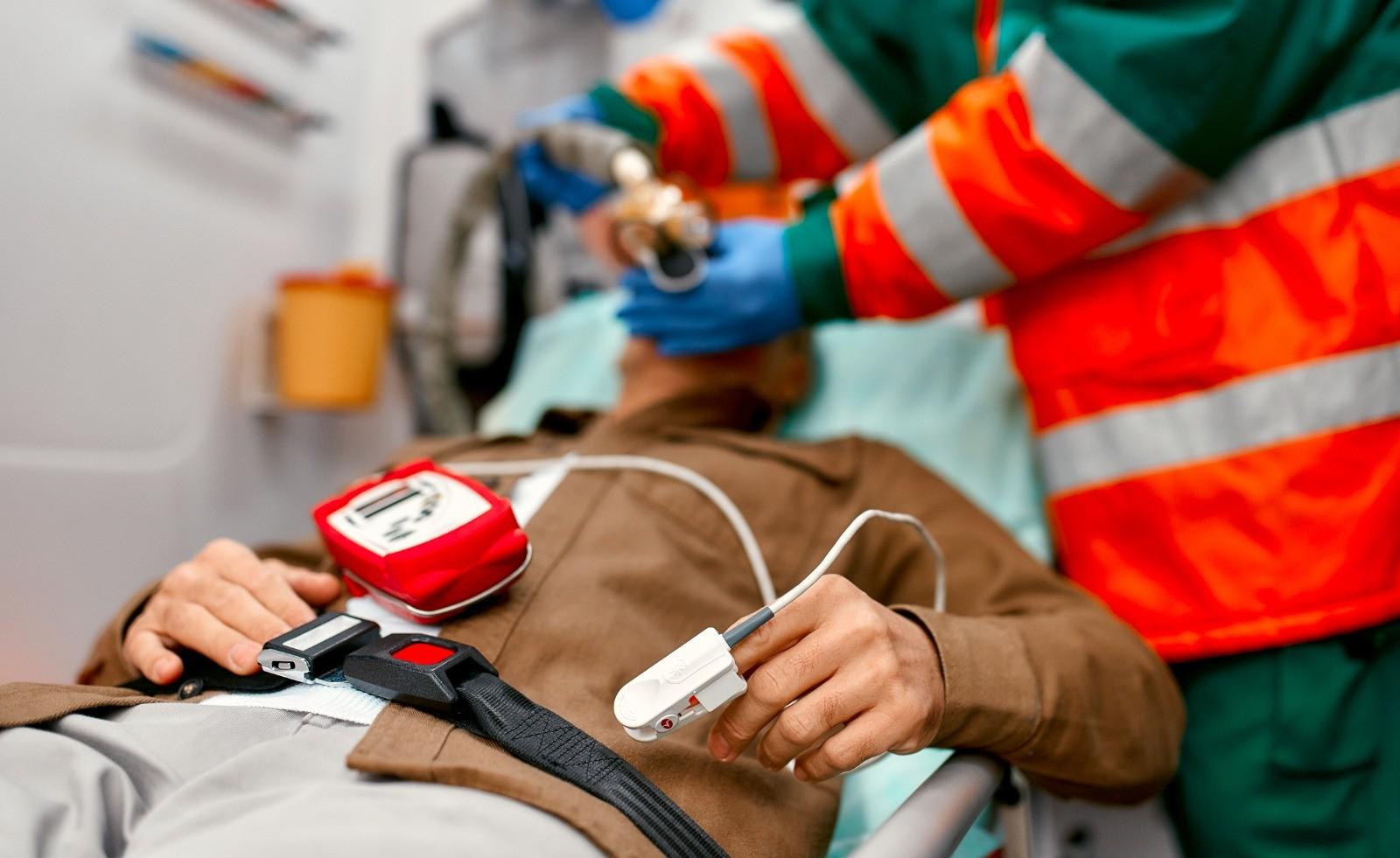Hasta nakil ambulansında hasta için gerekli olan tüm donanımlarında mutlaka olması gerekir